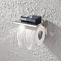 kes sus 304 edelstahl toilettenpapierhalter lagerung bad kche papier handtuch dispenser gewebe roll kleiderbgel wandhalterung - Freistehender Toilettenpapierhalter Mit Lagerung