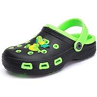 Gaatpot Kids Clogs Garden Shoes Boys Girls Beach Sandals Garden Clogs Summer Slip-On Slipper Mules Shoes
