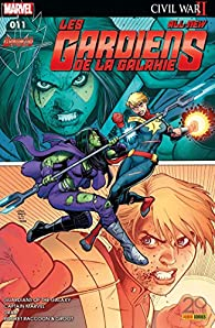 All-New Les gardiens de la galaxie nº11 par Christos N. Gage