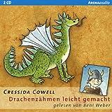 Drachenzähmen leicht gemacht. 2 CDs: Ein Handbuch für Wikinger von Hicks dem Hartnäckigen
