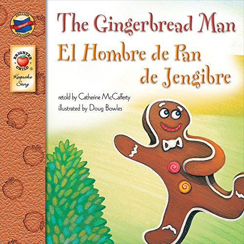 Gingerbread Man, Grades Pk - 3 (Brighter Child (Paperback))