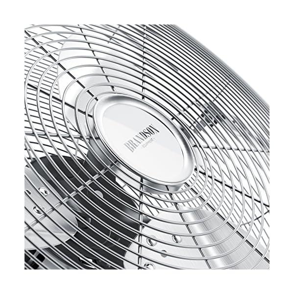 Ventilador-de-mesa-50-cm-Power-mquina-de-viento-con-120W-3-niveles-de-potencia-Low-Medium-High-diseo-retro-metal-cromo
