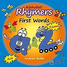 Alphabet Rhymers - First Words