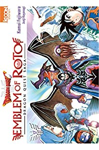 Dragon Quest - Emblem of Roto Edition simple Tome 17