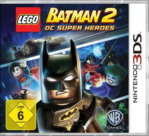 Lego Batman 2 - DC Super Heroes [Software Pyramide] - [Nintendo 3DS] (Lego Batman 2 Das Videospiel)