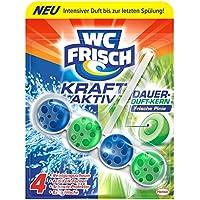 WC Frisch Force Pack de 10 Parfum actif Lave-vaisselle fraîcheur pin
