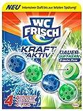 WC Frisch Kraft-Aktiv Duftspüler Frische Pinie Paket, 10er Pack (10 x 50 g)