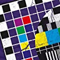 style3 Test Pattern T-Shirt Mens The Big Bang Theory Sheldon tbbt