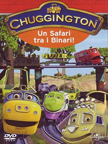 Chuggington - Un safari tra i