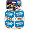 Nerf Dog Distance Tennis Balls 4 Pack