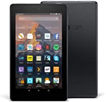 Fire 7 Tablet, 8 GB, Black—with Special Offers