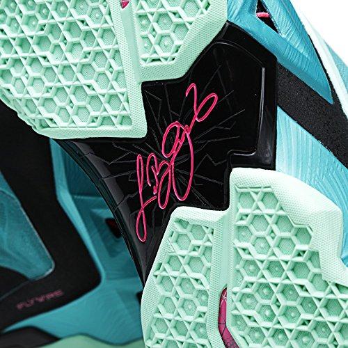 LEBRON 11 'SOUTH BEACH' - 616175-330 - US Size sport turq/medium mint-black