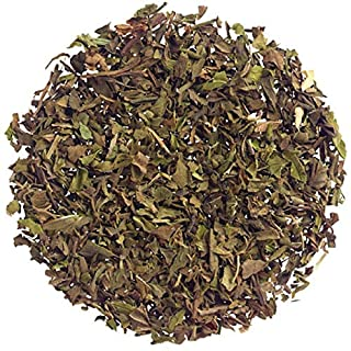 Water Mint Dried Cut Leaves Loose Herbal Tea - Mentha aquatica (600g)