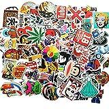 ANKENGS Sticker Pack [100pcs], Graffiti stickers, Vinyls stickers, Random Sticker, Car stickers, for Bicycle, Motorcycle, Cars, Skateboard, Laptop, Skateboard, Luggage Suitcase