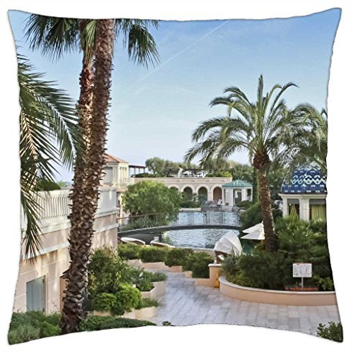 Monte-Carlo Bay Hotel & Resort - Throw Pillow Cover Case (18