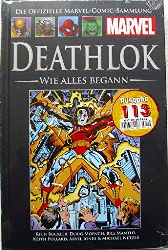 Die offizielle Marvel-Comic-Sammlung Classic XXXI: Deathlok - wie alles begann