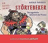Störtebeker - Das sagenhafte Geheimnis der Piraten: Ein Rätselkrimi