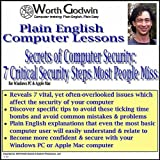Die besten Computer-Securities - Conclusion of Secrets of Computer Security Bewertungen