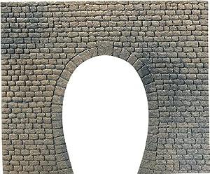 FALLER 170830  - Boca del túnel, de una sola pista importado de Alemania