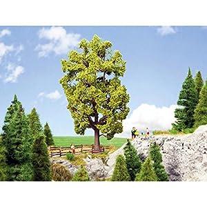 NOCH 21781 - Figura Decorativa (18,5 cm), diseño de árbol de Lima