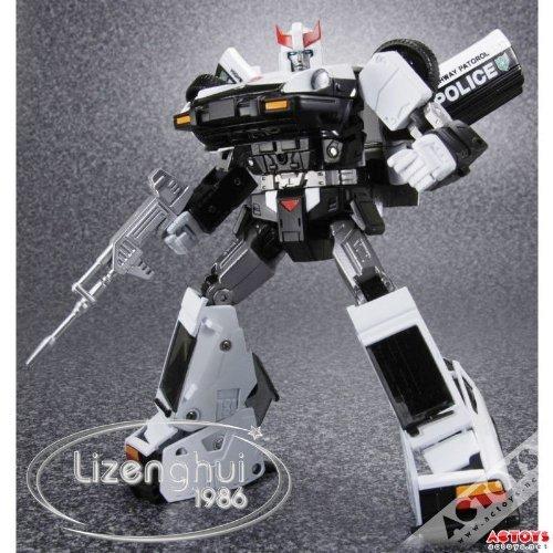 KO Version Transformers Masterpiece MP-17 Prowl by KO