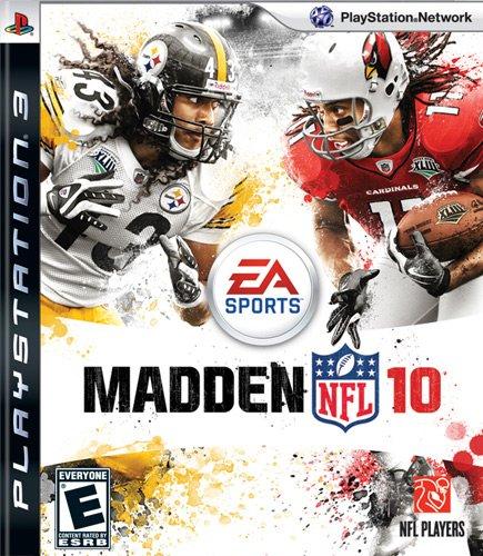 Madden NFL 2010  [PEGI] (Wii-madden Football)