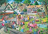 1000 Piece Jigsaw Puzzle - Summer Green