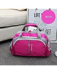 SOLEDI® Professional Nylon Waterproof Sports Gym Bag Women Men For The Gym Fitness Training Shoulder Handbags...