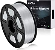 SUNLU 3D Printer Filament PLA Plus, 1.75mm PLA Filament, 3D Printing Filament Low Odor, Dimensional Accuracy +/- 0.02 mm, 2.