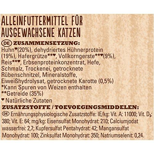 Purina BEYOND Katzentrockenfutter, Premium Katzenfutter mit natürlichen Zutaten, ohne Zusatz von Weizen