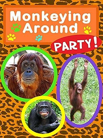 Monkeying Around Party [OV] (Jungle Orangutan)
