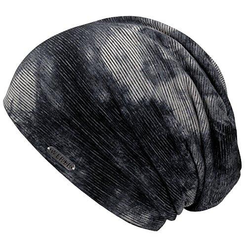 WEROR - Herren & Damen - Unisex - Beanie Slouch Jersey Mütze Sackmütze -...