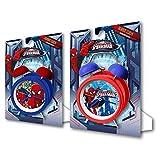 Die besten Spiderman Wecker - Marvel Spiderman Wecker Tischuhr 9cm Bewertungen