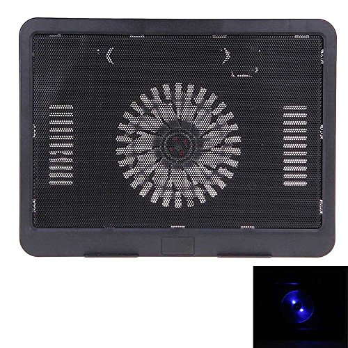 Cables Kart™ M119 Big Laptop Notebook Cooler Fan Cooling Pad Computer Cooling Base Radiator for 10 12 13 14 15Inch