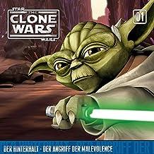 The Clone Wars / 01: Der Hinterhalt / Der Angriff der Malevolence