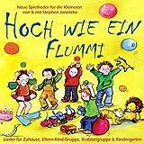 Hoch wie ein Flummi - Neue Spiellieder für die Kleinsten: Lieder für Zuhause, Eltern-Kind-Gruppe, Krabbelgruppe, Spielgruppe und Kindergarten