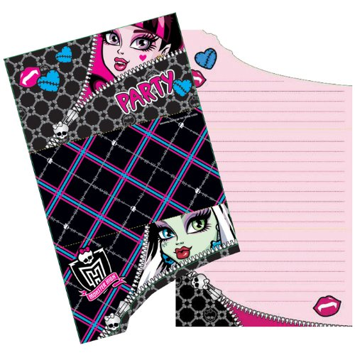 Riethmüller Monster High (High Monster Ideen)