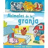 Animales De La Granja(Escenas Con Imanes)