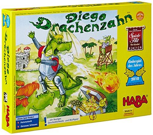 Haba-4319-Diego-Drachenzahn-Juego-infantil-sobre-dragones