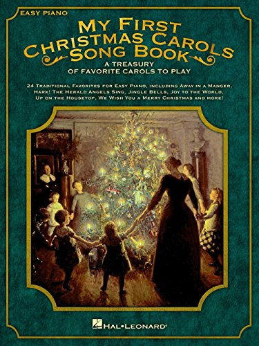 My First Christmas Carols Songbook (Easy Piano) - Partitions