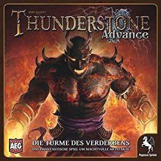 Pegasus Spiele 51036G - Thunderstone Advance Türme des Verderbens (B006WY1Z4I) | Amazon price tracker / tracking, Amazon price history charts, Amazon price watches, Amazon price drop alerts