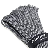 Best Paracords - PSKOOK Paracord Survival Cord with Waxed Tinder Fishing Review