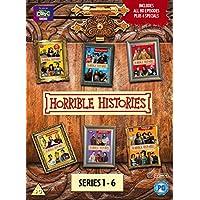 Horrible Histories - Series 1-6