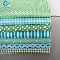 Unory (TM) 40cm * 50cm 7pcs Verde Serie Pois /