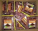 Monbana Bio Fairtrade Chocolate Powder 100x20g Portionsbeutel