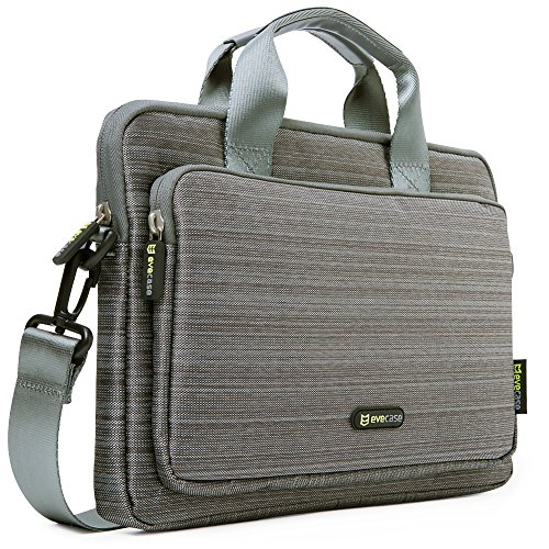 tablet-shoulder-bag-116-125-evecase-classic-suit-fabric-laptop-shoulder-bag-carry-case-briefcase-for