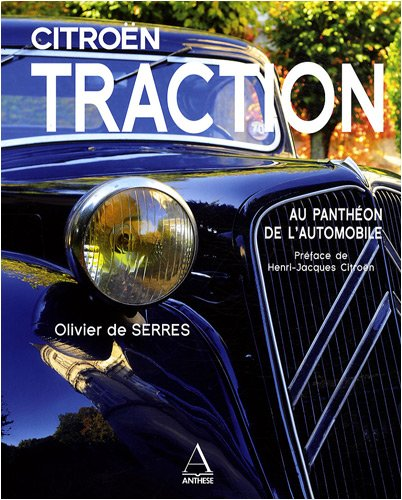 Citroën Traction : Au panthéon de l'automobile