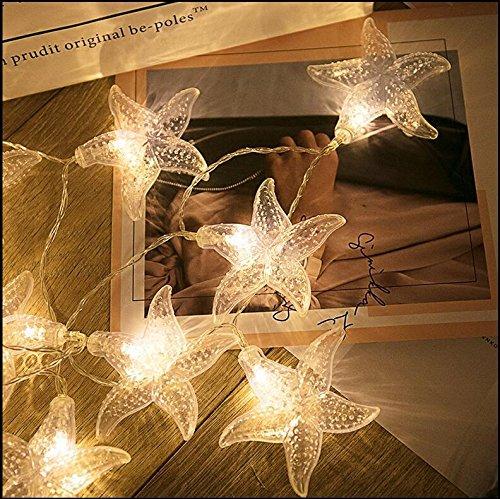 (LY-JFSZ LED Serie Lampe Seestern Lampe Zimmer Individuell Kreativ Dekorativ Lampe Licht Series Lights)