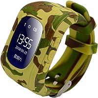 9Tong orologio impermeabile da polso per bambini Smart Watch GPS Touch Screen per bambini SOS Anti-Lost orologio da…