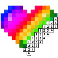 Coloring Game With Number